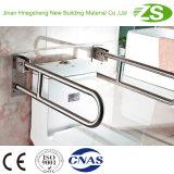304ステンレス鋼の浴室の安全浴槽のグラブ棒