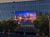 Mur extérieur lumineux élevé superbe de vidéo de P8mm DEL