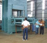 牛マットの加硫の出版物機械