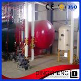 Óleo vegetal de extração de solventes