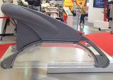 Panneau de table coulissante Hevy devoir a vu de la machine pour la fabrication de meubles