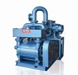 H-150 단단 회전하는 피스톤 분자 증류법 진공 펌프