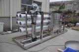 Strumentazione di trattamento dell'acqua potabile di osmosi recentemente d'inversione