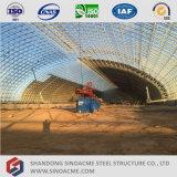 Estructura del espacio de acero Sinoacme arrojar de la planta de energía térmica