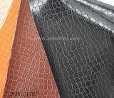 Искусственной кожи для обуви (ZSPU-JL787)