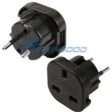 2014 alta qualità Plug BRITANNICO a CA Wall Universal Travel Power Socket Plug Adaptor dell'Ue Plug