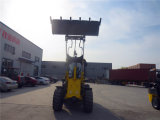 세륨을%s 가진 무거운 Front End Mini Wheel Loader