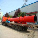 Refroidisseur rotatoire d'engrais recyclable/machine/refroidisseur de refroidissement d'usine de la Chine