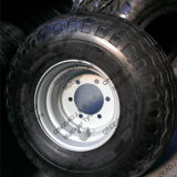 Reifen mit landwirtschaftlichen Reifen 400/60-15.5 und Felge 13.00X15.5 beenden