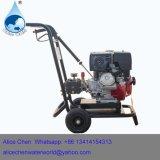 tubo de alta presión de las aguas residuales 200bar que limpia la arandela diesel de la presión