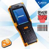 Jepower Ht368のひるみ険しいPDAのバーコードのスキャンナーサポートWiFi/3G/GPRS/RFID
