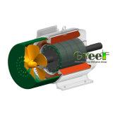 generatore a magnete permanente a tre fasi basso di CA di alta efficienza di 5kw 220V RPM