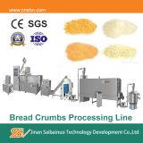 Impianto di lavorazione industriale delle briciole di pane di Panko