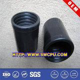 Boccola di plastica riducentesi nera per la mobilia (SWCPU-P-PP030)