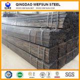 Наиболее востребованных строительных материалов черного квадрата трубы из Китая