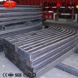 Kundenspezifische StahlU29 senkfußeinlage für Bergbau-Tunnel