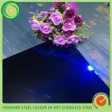 Tôles d'acier laminées à froid par fini de miroir de couleur de PVD pour la décoration