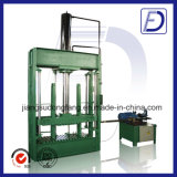 Ce Cerfiticated Double Chamber Vestuário Baling Press Machine