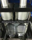 Máquina que sopla plástica semi automática para las botellas del animal doméstico