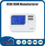 Termostato settimanale di Programmalbe dell'interruttore elettronico del termostato di Digitahi della stanza