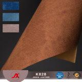 Tessuto all'ingrosso del cuoio del Faux, tessuto di cuoio Two-Tone dell'unità di elaborazione, tessuto di cuoio sintetico