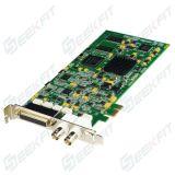 Sdi y reproducción de vídeo analógica PCI-E de la tarjeta de entrada/salida (en5000, II)