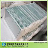 glace de construction de flotteur de 3-19mm Temperedclear