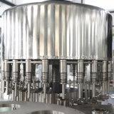 Bouteille de remplissage de la ligne de la machine à laver le plafonnement de l'eau, jus de boissons