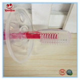 赤ん坊のための新しいデザイン歯ブラシ
