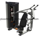 Prensa del hombro J304/equipo de la aptitud/pérdida convergentes de la gimnasia/del Bodybuilding/de peso