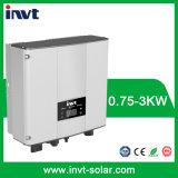 0,75 KW-3kw Monofásico Grid- atada generador solar
