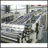 Haute vitesse automatique feuille à feuille de carton ondulé Machine de contrecollage