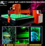 machine à gravure laser de grande taille Hsgp-L