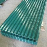 색깔 PPGI Steel Sheet 또는 Corrugated Galvanized Metal Roof Tile