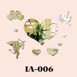 Angel Любовь Настенные часы наружного зеркала заднего вида (IA-006)
