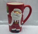 Nettes Weihnachtskeramisches Cup
