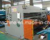 Hydraulischer Schwingen-Träger-scherende Maschinen-Platten-Ausschnitt-Maschine QC12y-6/3200