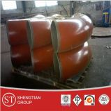 A234 Wpb Pipe Fitting Seamless Butt Welded Elbow