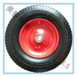 Колесо пены полиуретана спицы утюга 16 дюймов используемое для аграрного колеса корабля, колеса инструмента сада, etc.