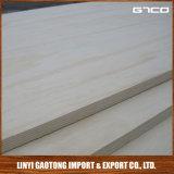 madera contrachapada 9m m del pino del grado de los muebles del pegamento de los 4X8FT WBP 15m m 18m m