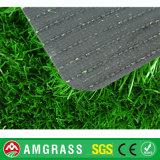 La fábrica artificial de la hierba de la decoración proporcionó a 4 contadores hecho a máquina importada anchura