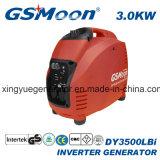 Ce, GS, l'EPA, PSE approuvé 3.0kVA convertisseur Super Compact silencieux générateur à essence
