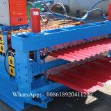 Dos capas de la azotea de la hoja de la máquina de proceso de acero