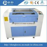 Kleine Laser-Gravierfräsmaschine-/Firmenzeichen-Druck-Maschine