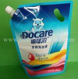Подгонянный мешок мешка цвета и формы раговорного жанра с Spout