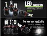 40W 4500lm를 가진 차 부속품 LED Headlamp 빛 Lh E