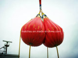 20mt Davit Load Testing Parachute Water Weights Bags