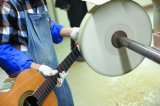 Высокое качество твердой верхней части Ziricote B&S классическая гитара