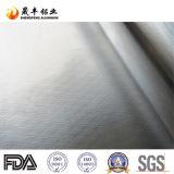 Folha de alumínio descartable para uso em cozinha