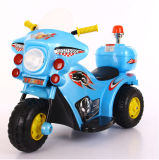 Venta caliente Paseo en juguete eléctrico de batería de 3 ruedas Moto coche para niños a la unidad